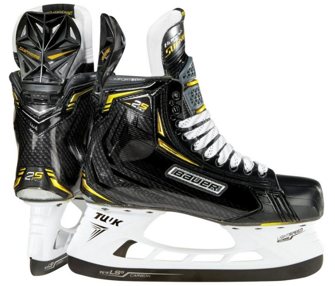 Bauer Supreme Skates for wide feet