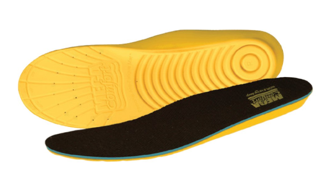 Flat Feet Insoles for Boots