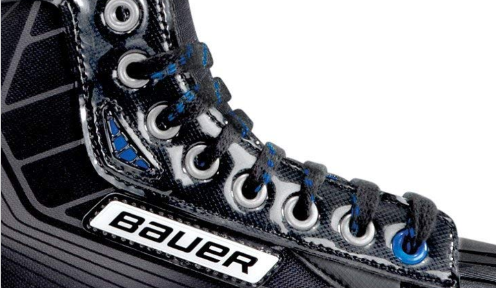 lacing system of expensive skates