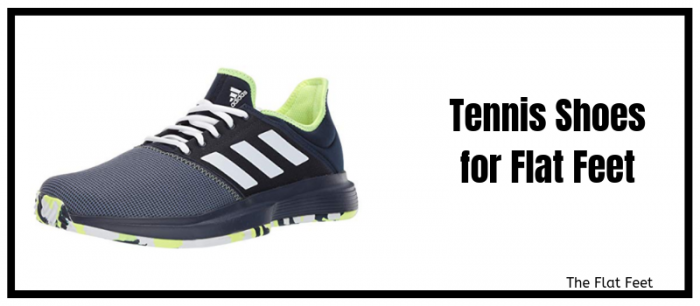 Flat Feet Shoes for Tennis Players
