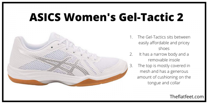 Asics Women's Volleyball Shoes