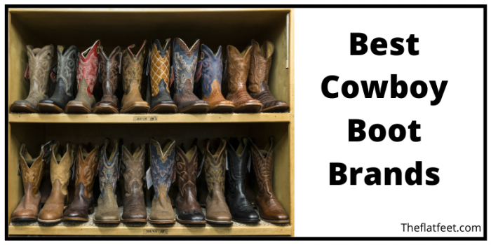 Top Cowgirl Boot Brands