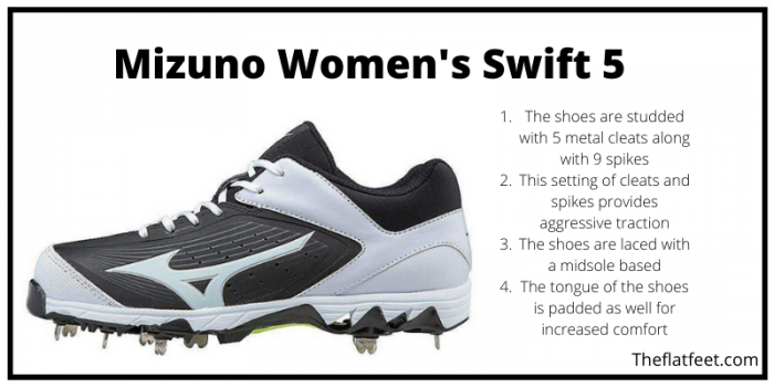 Softball Shoes for Pitching