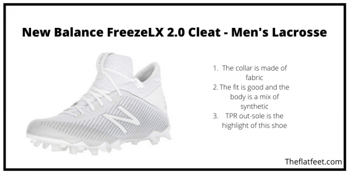Best Cleats for Lacroose in 2020
