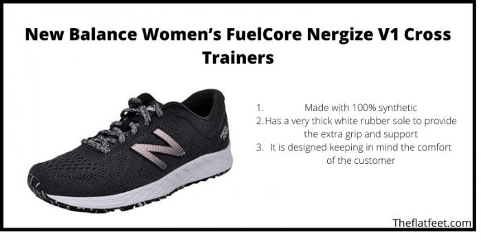 New Balance Shoes for Pharmacy Techs