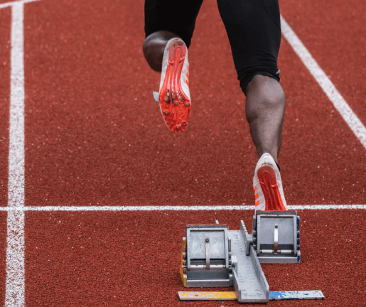 Athletes With Fallen Arches