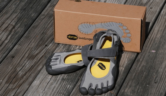 five finger shoes for flat feet